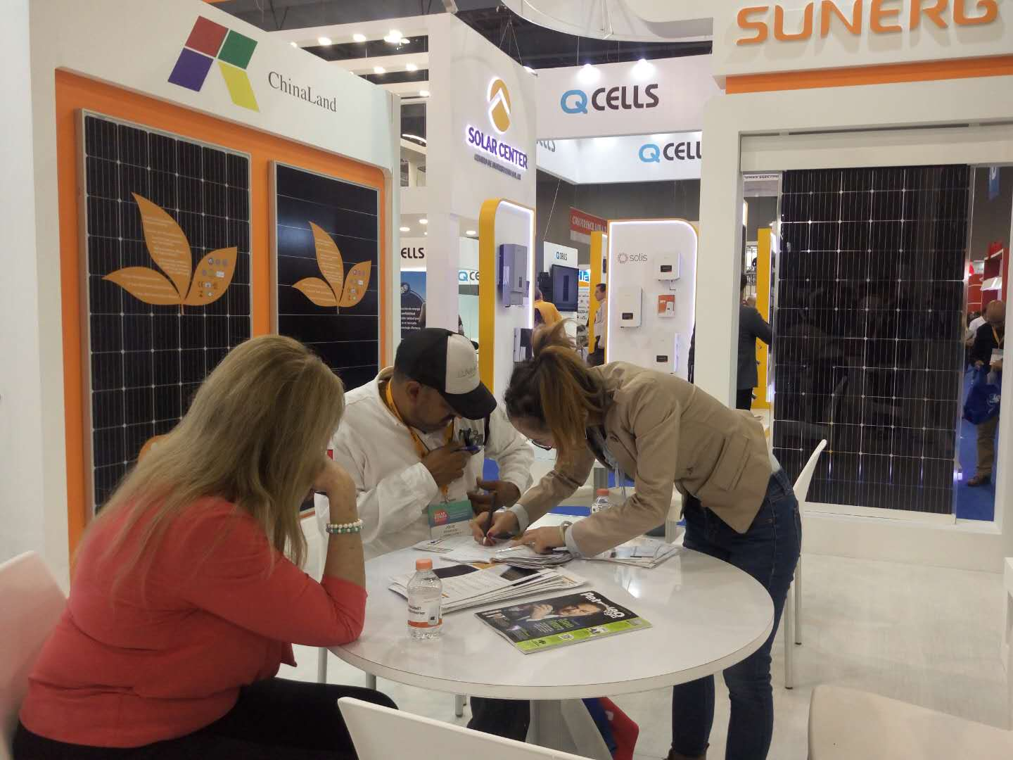SUNERGY SHINEING THE SOLAR POWER MEXICO